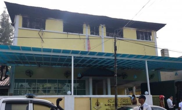 கோலாலம்பூர் மத பள்ளி தீ விபத்தில்  25 பேர் பலி…