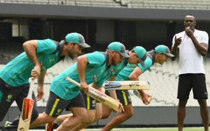 ஆஸி கிரிக்கெட் அணியின் பயிற்சியாளராக உசேன்.. (Photos)