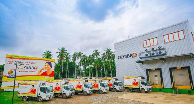 கிரிஸ்புரோ தயாரிப்புக்கள் வளைகுடா பிராந்தியத்திற்கு ஏற்றுமதி