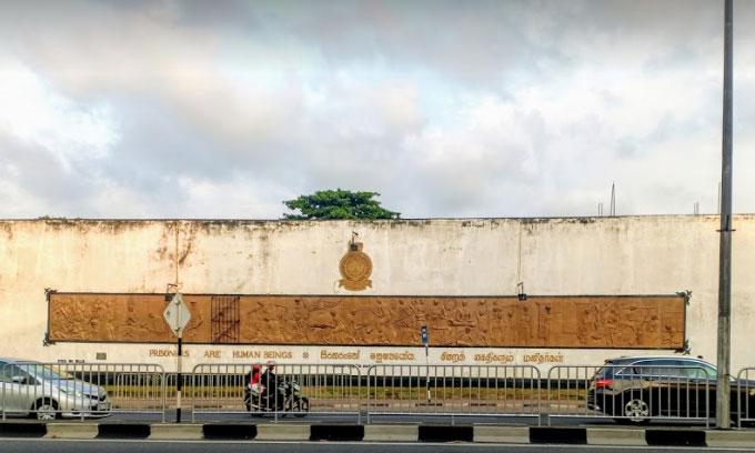 வெலிகட சிறைச்சாலை ஹொரணவிற்கு