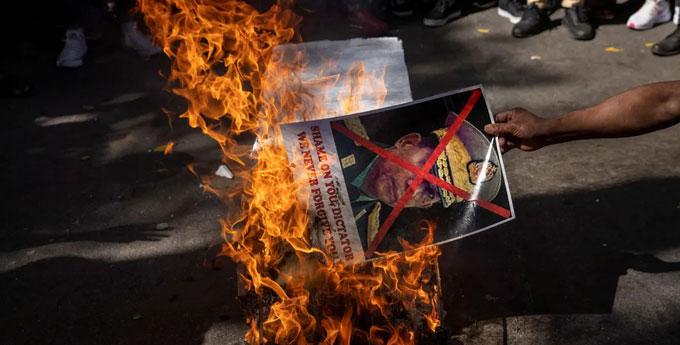 மியன்மார் போராட்டம் : ரோந்துப் பணியை தீவிரப்படுத்தியது இந்தியா