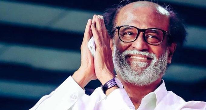 ரஜினிக்கு 'தாதா சாகேப் பால்கே' விருது