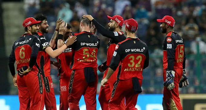 IPL 2021 – ரோயல் செலஞ்சர்ஸ் பெங்ளூர் அணிக்கு வெற்றி